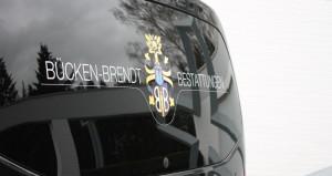 Wappen der Familie Hans Peter, Ellen und Fabian Bücken-Brendt in Eschweiler